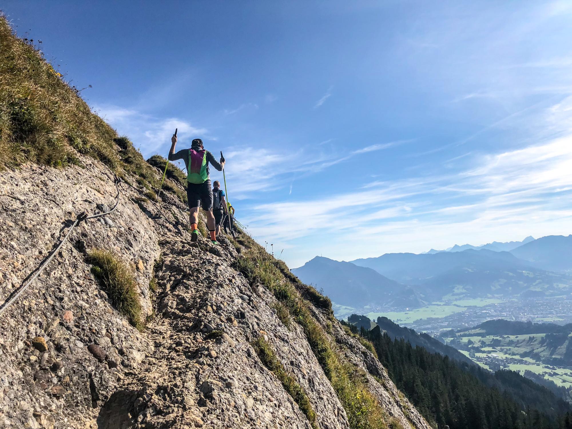 Bergtour Naturpark Nagelfluhkette