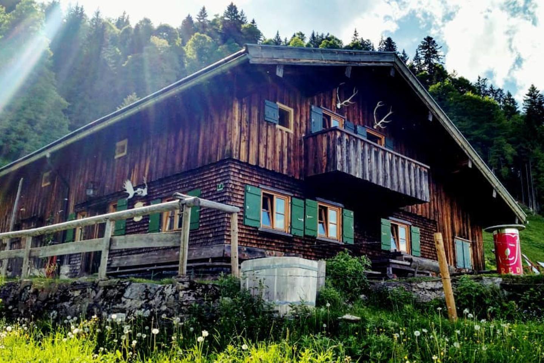 Aparthäuser Steiner - Alpe Huberlesschwand